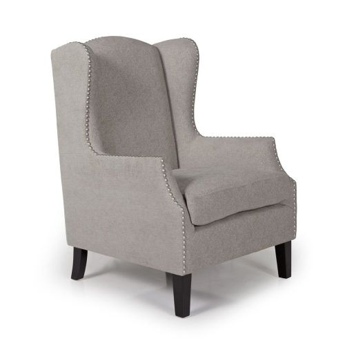 Ocassional Stirling Silver Occasional Chair